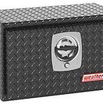 Model 622-5-02 Underbed Box, Aluminum, Compact, 2.4 cu ft