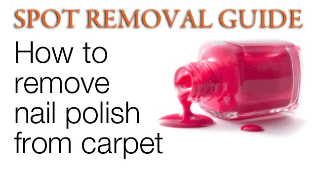 How To Get Nail Polish Off Skin