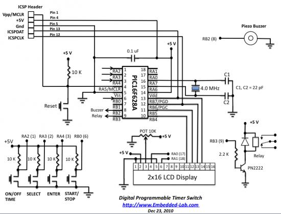Frontier Digital Timer Wiring Diagram : 37 Wiring Diagram