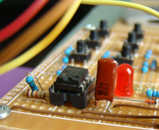 555 Timer Ic And A Sample Application Sololabs