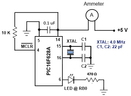 PIC Microcontrollers : PIC Timer 0 Tutorial