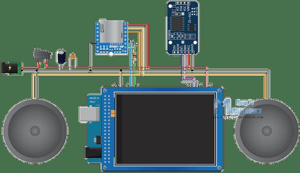 nintendo entertainment system wiring diagram