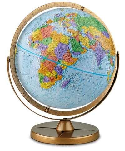 Globe Map 3d : globe, Dynamic, Globe, Display?, Embedded.com