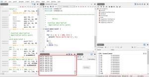segger embedded studio ARM tutorial
