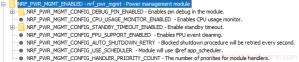 nRF5 SDK Power Management tutorials