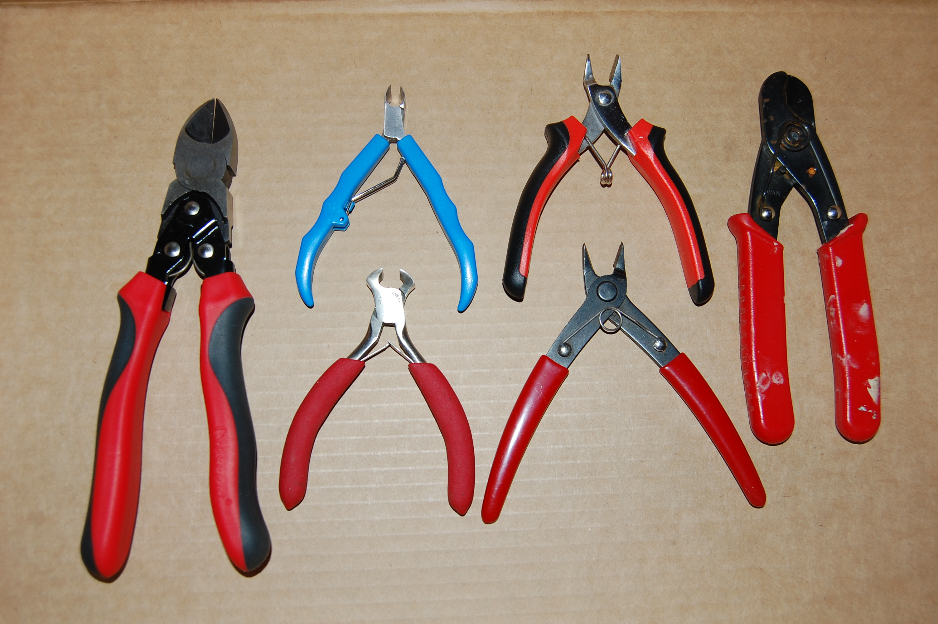 Basic Hand Tools For Electronics Assembly