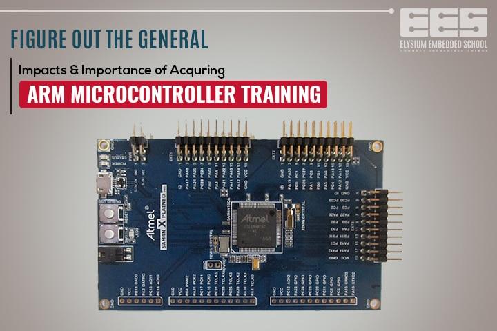 ARM Microcontroller Training