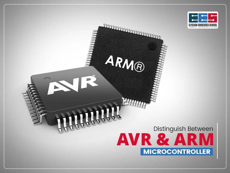 AVR vs ARM