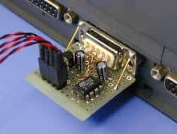 avr four channel temperature meter