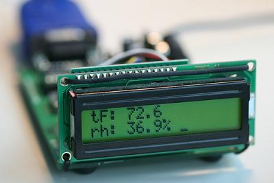 pic temperature and humidity sensor on basic stamp