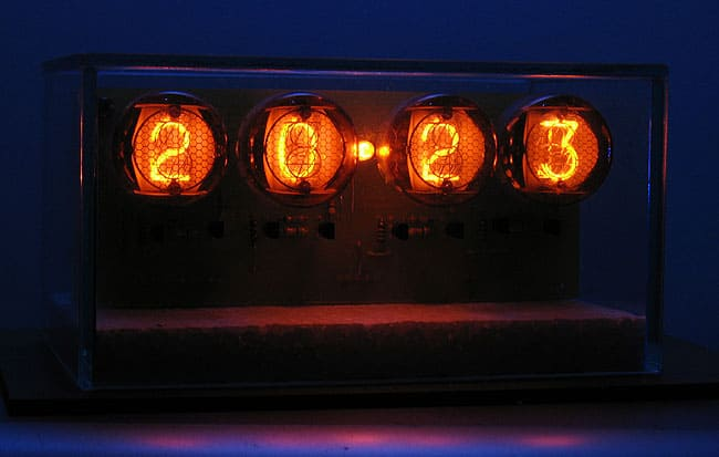 The Nixie Clock is Incredibly Awesome!