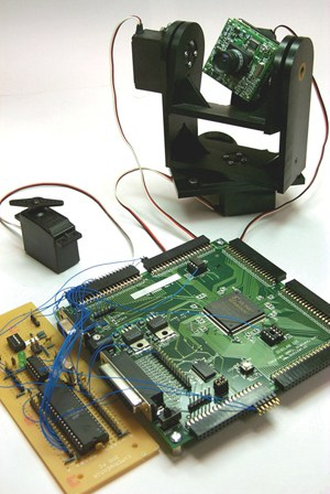 A 32-Channel Digital RC Servo Controller