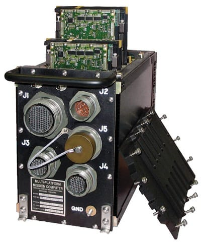 complex rugged electronic device