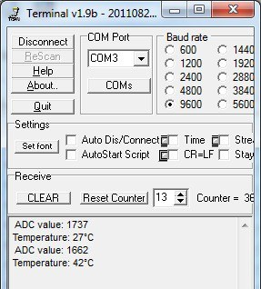 Introducing to STM32 ADC programming  Part2 - Embedds