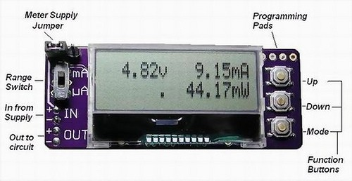 msp430 power meter