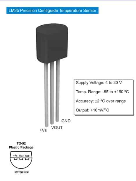 Sensing Temperature Using AVR - Embedds