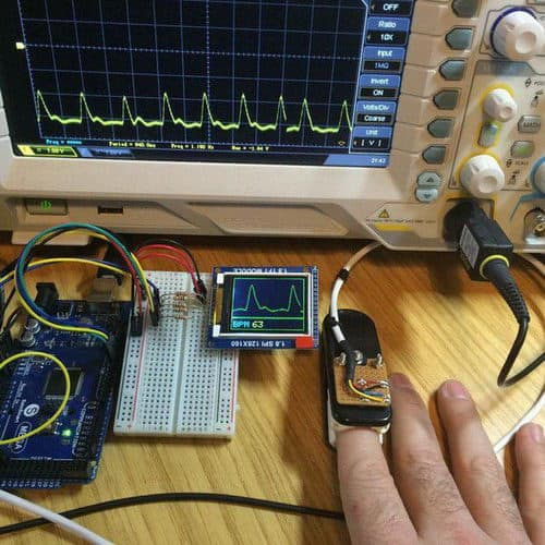 Biomedical Engineering At Your Home Diy Ppg Sensor Embedds