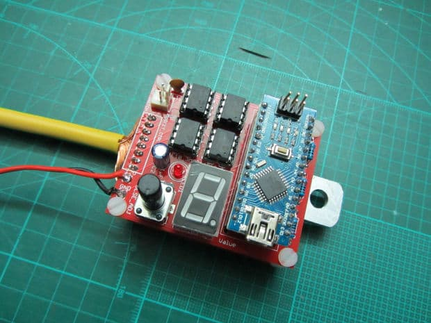Arduino based Spot welder for 18650 batteries