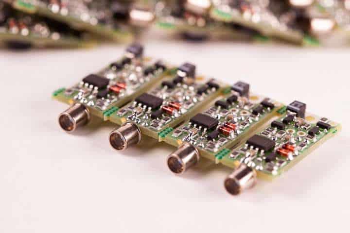 panelized PCBs