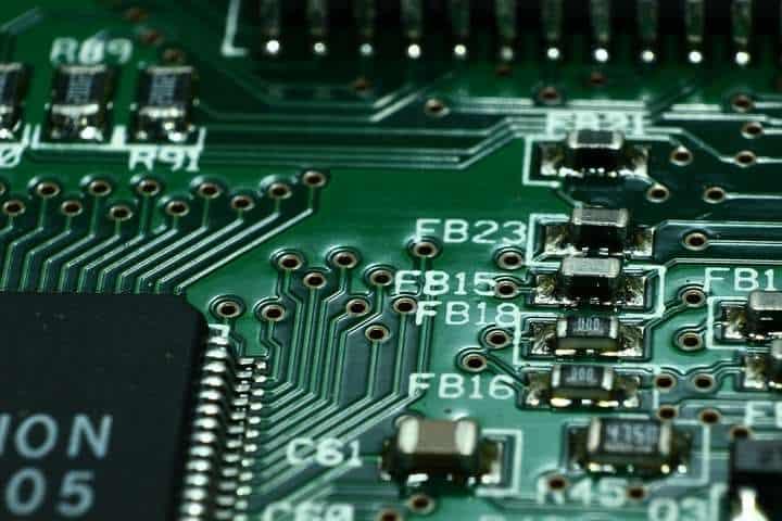 soldered SMT