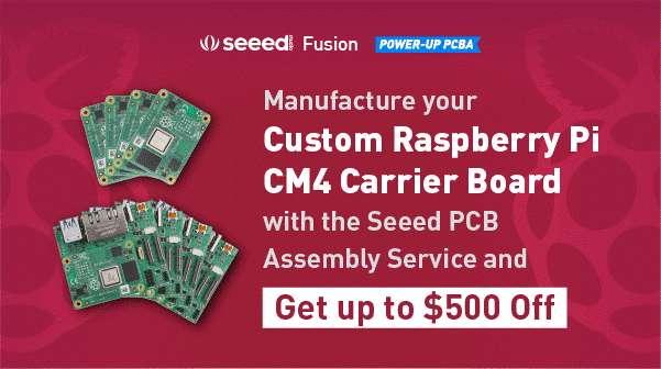 custom raspberry pi carrier board