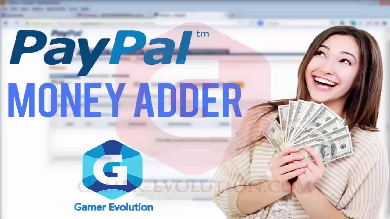 PayPal Money Adder Free PayPal Money 2018 *NEW*HOT