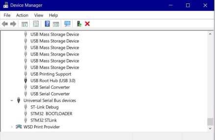 STM32cube Programmer and bootloader - Embedkari