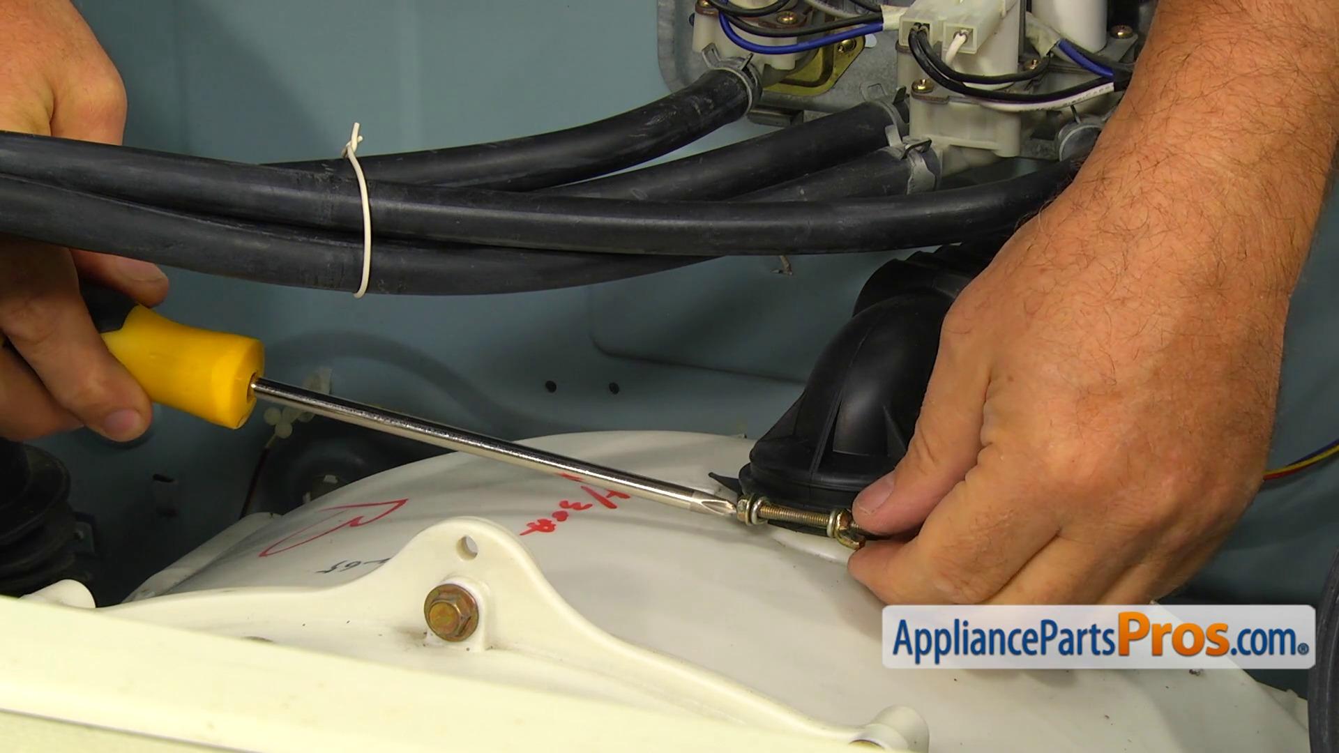 hight resolution of parts for lg wm3570hwa 00 washer appliancepartspros com wm2101hw drain pump wire diagram
