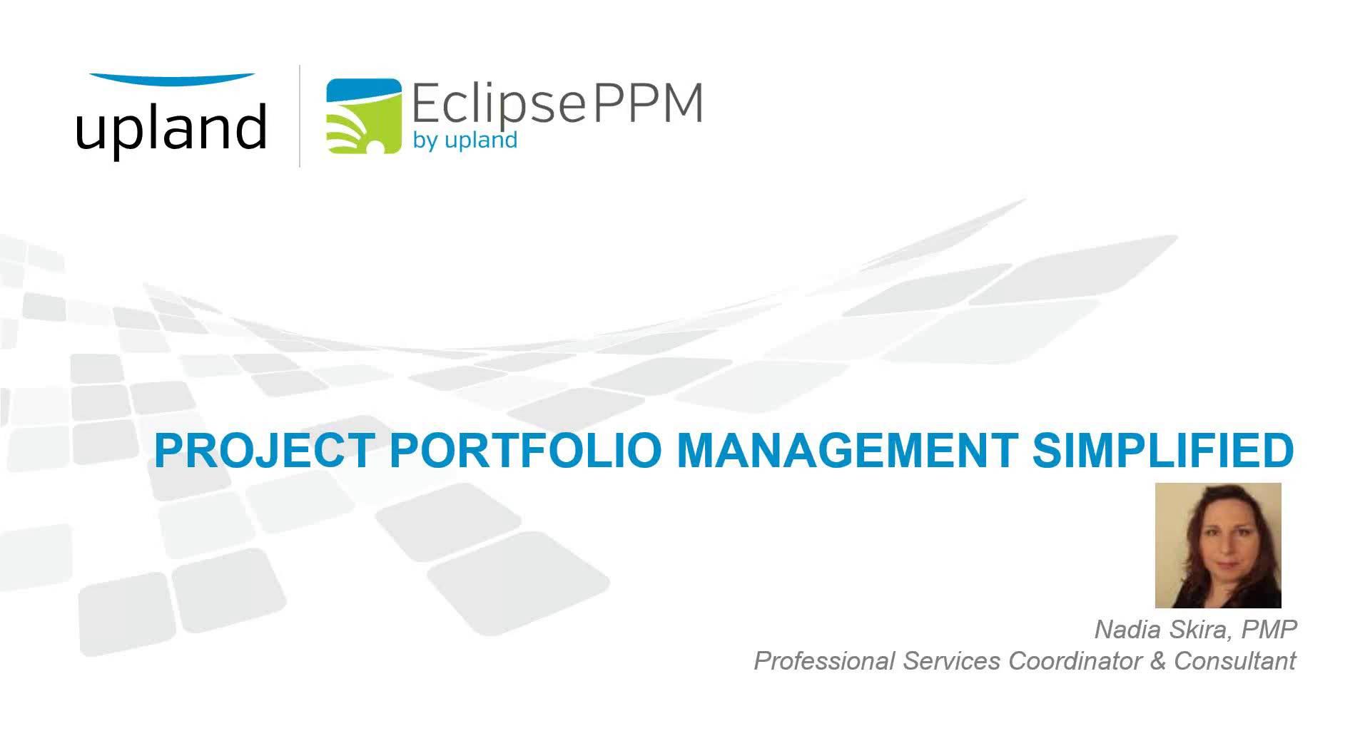 medium resolution of project portfolio management simplified webinar