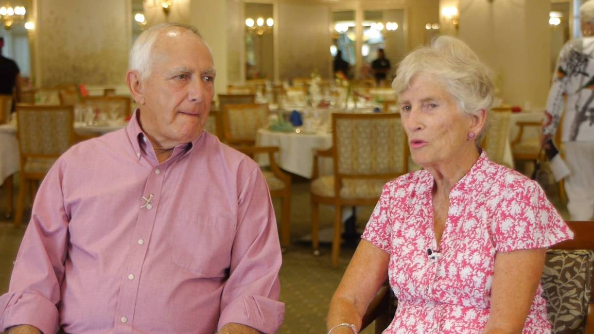 Wistia video thumbnail - Dining in Senior Living: Breaking Bread