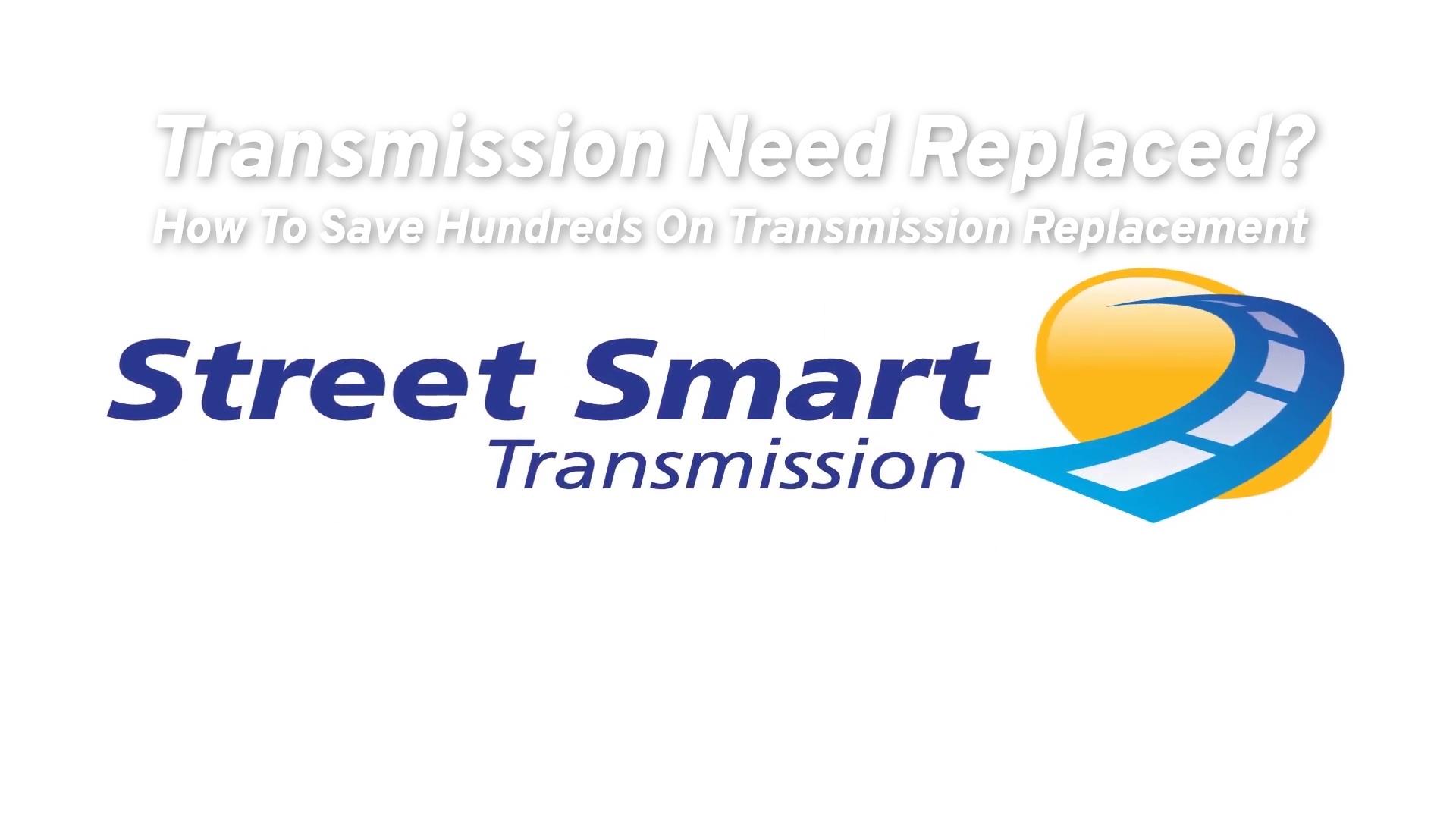 street smart transmission logo [ 1280 x 720 Pixel ]