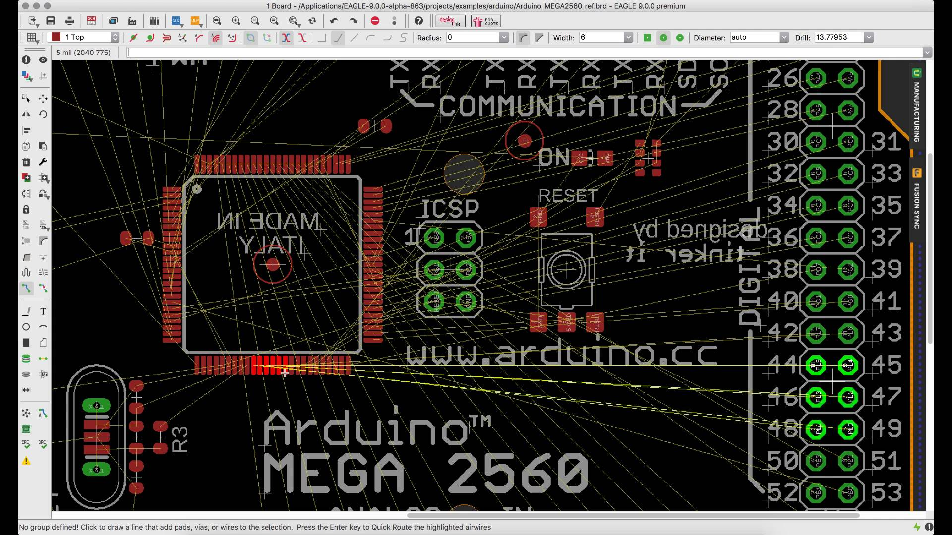 eagle pcb design software autodesk the circuit diagram and board are designed in eaglecad english page [ 1920 x 1080 Pixel ]