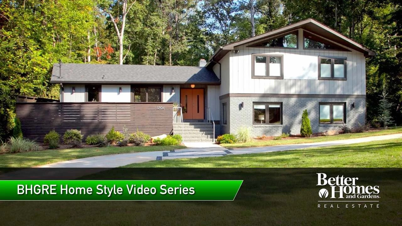 Split Level Style Homes Common Characteristics Features