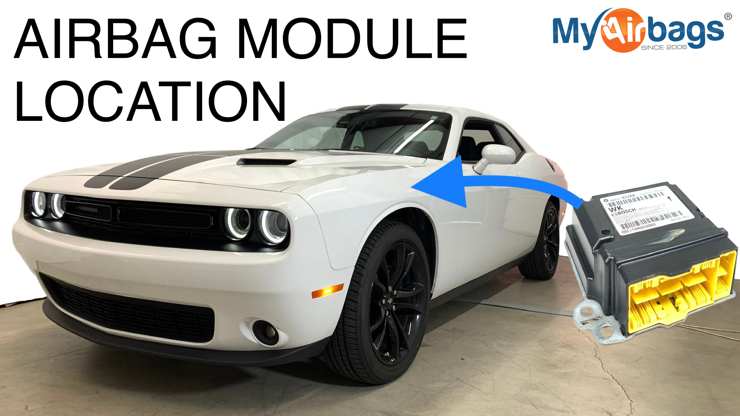 small resolution of srs airbag control module removal instructions video myairbags jeep liberty airbag control module location free download wiring