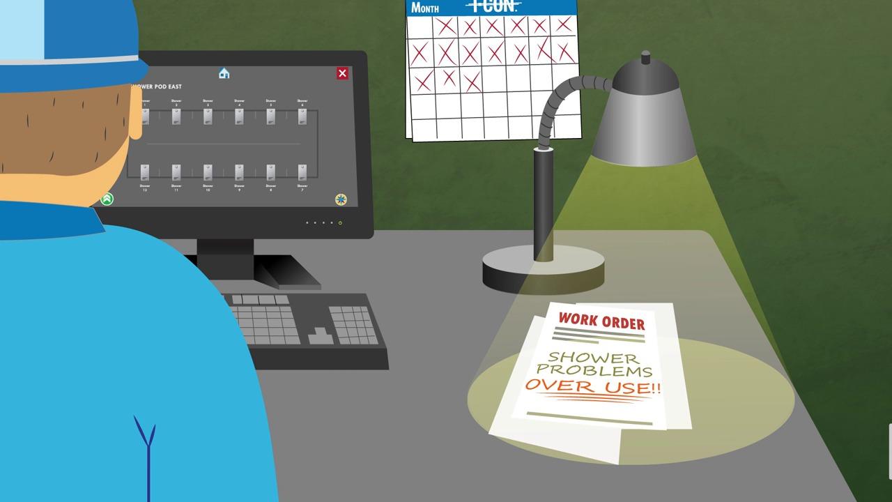 envisage water management console for jails prisons part 2 [ 1280 x 720 Pixel ]