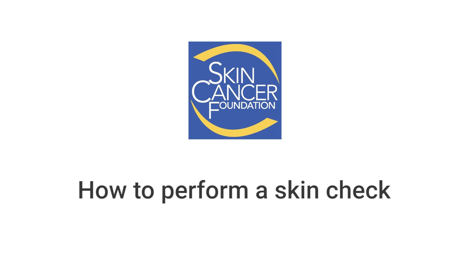 hight resolution of skin cancer foundation