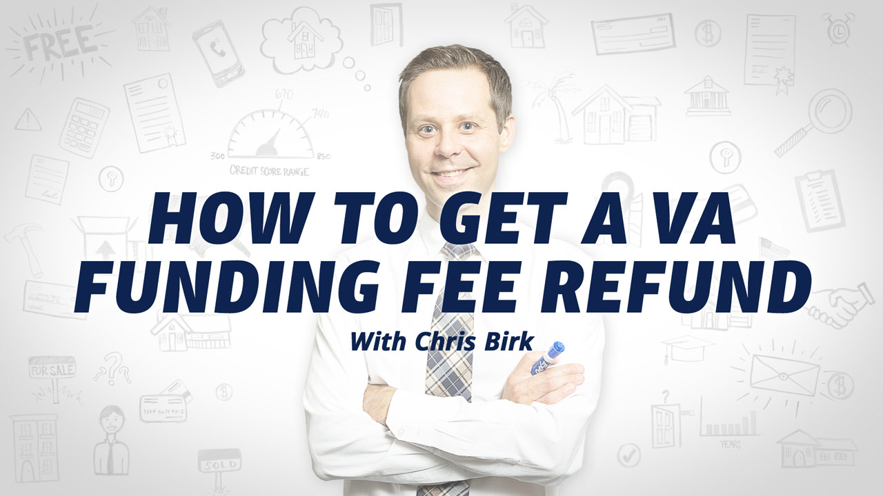 Va funding fee refund comments video thumbnail also all about refunds exemptions and waivers rh veteransunited