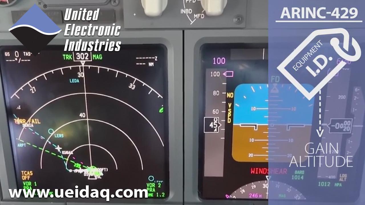 united electronic industries arinc 429 capabilities part 1  [ 1280 x 720 Pixel ]