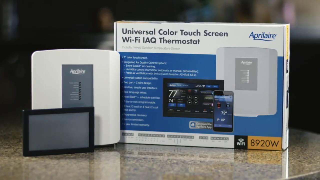 hight resolution of simple touch screen and wi fi control