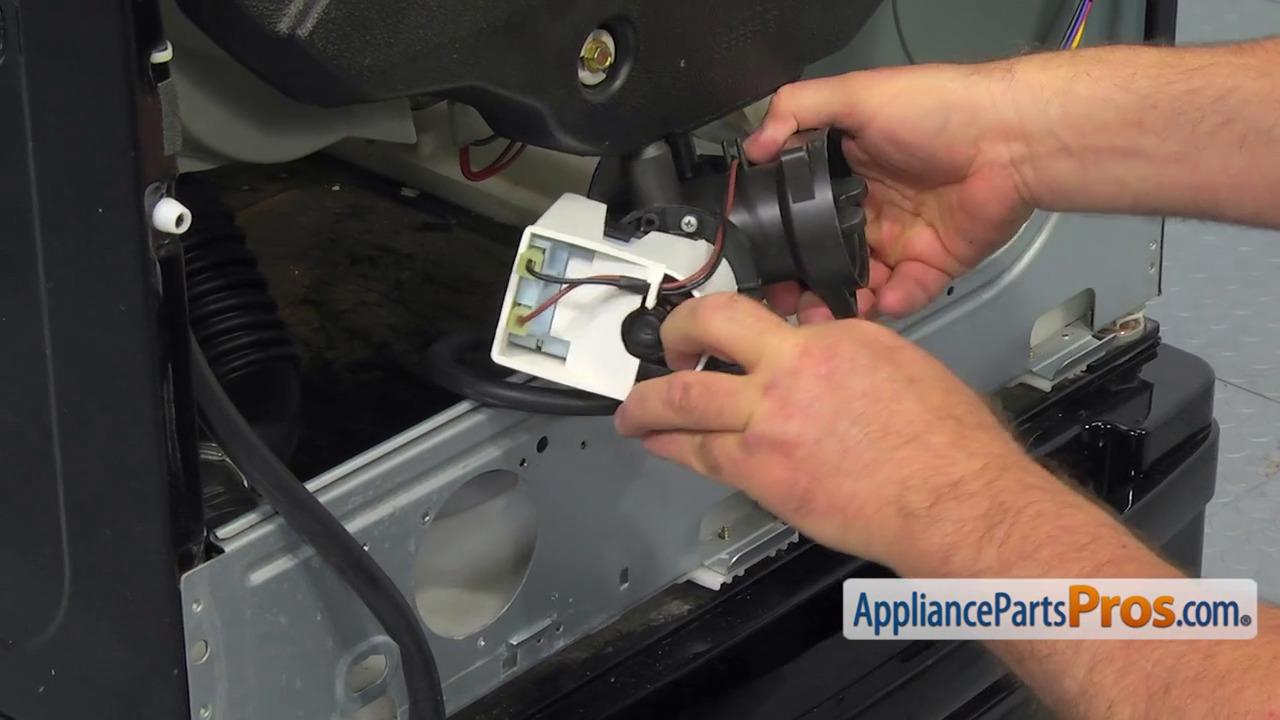 hight resolution of lg 3108er1001b pump case appliancepartspros com