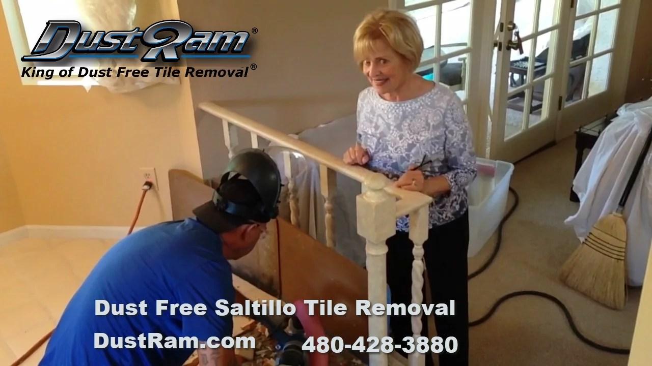 dustram saltillo removal testimonial