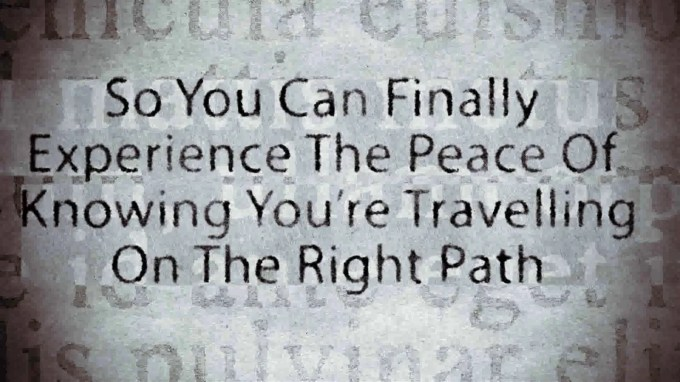 Image result for THE PATH OF YOUR DESTINY