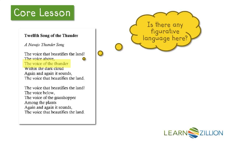 Figurative Language Worksheets 5th Grade