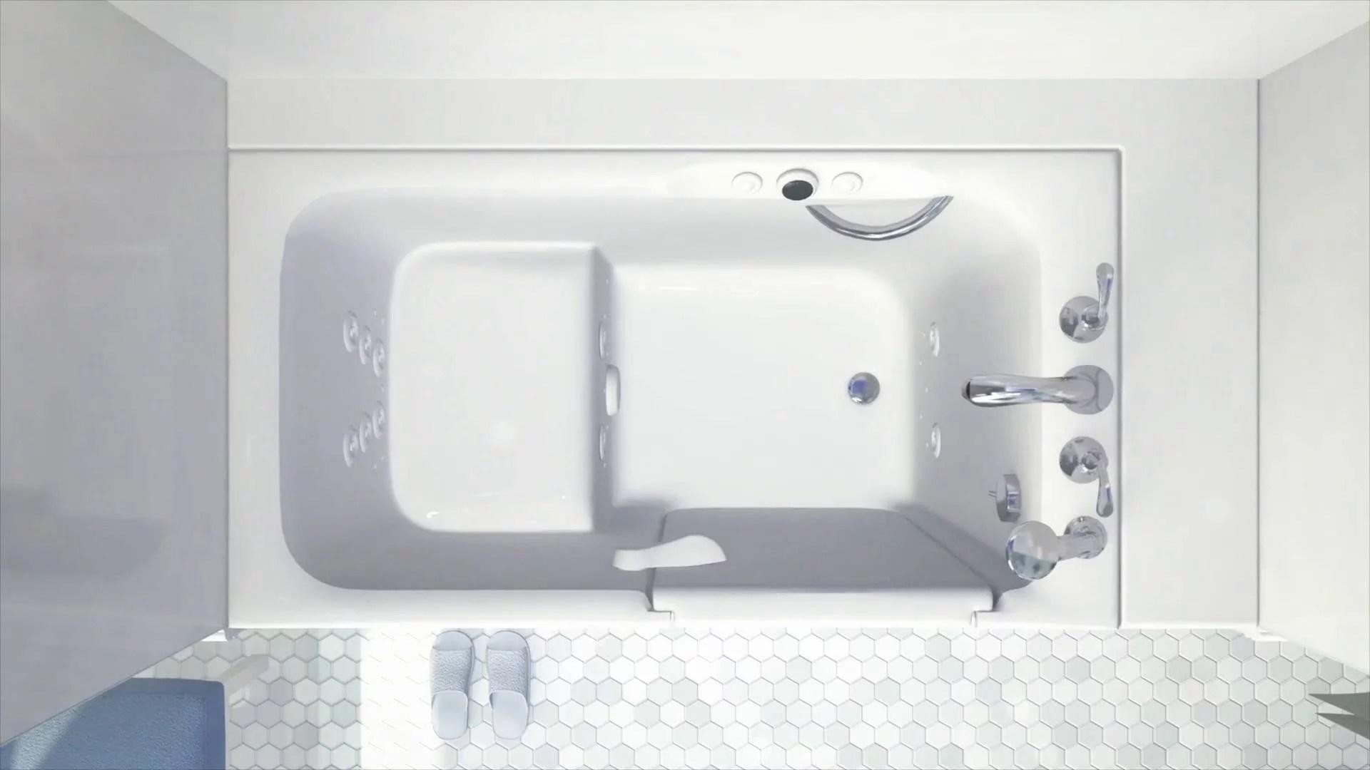 Kohler Walk In Bath