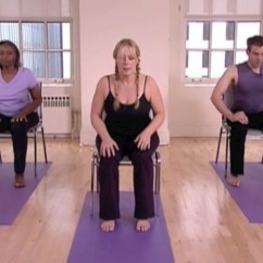 Yoga Chair Exercises For Seniors Cushion Cover Exercise Video Download Stronger Modified The Was Created And Those With Limited Mobility Incorporates All Of
