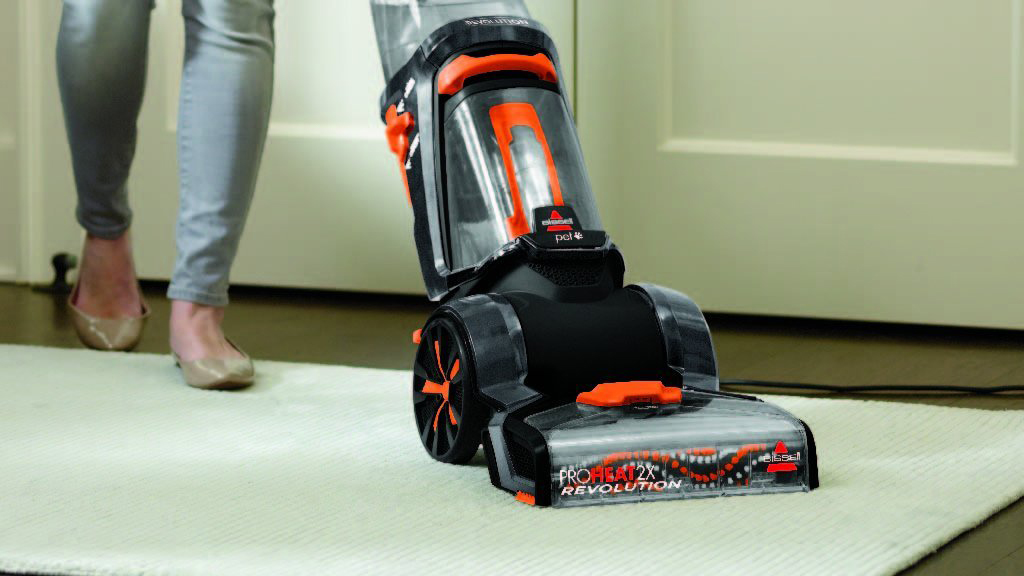 bissell cleanview lift off carpet cleaner instructions