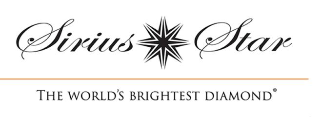 Sirius Star®...the world's brightest diamond®