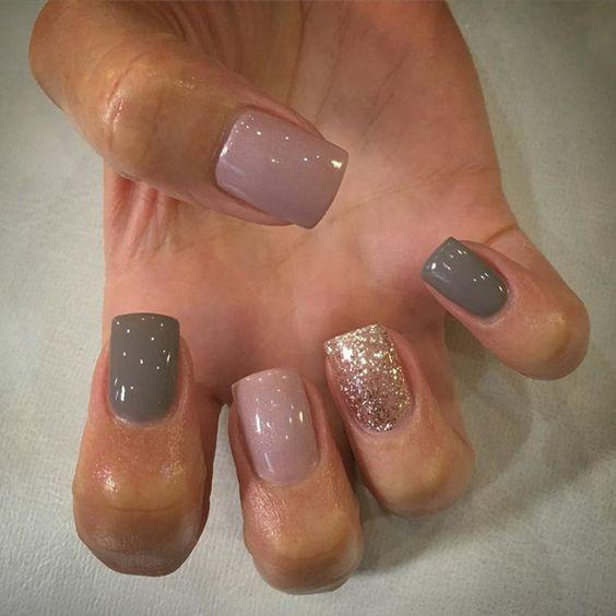 Image result for glitter nail designs