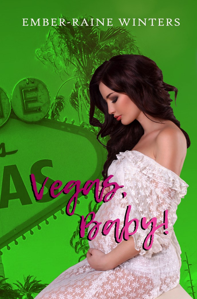Vegas Baby Signed Paperback