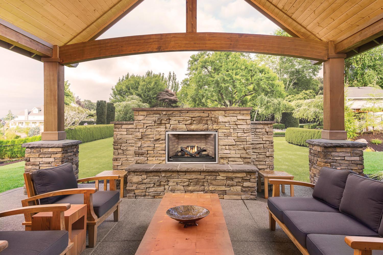 outdoor fireplaces nashville showroom